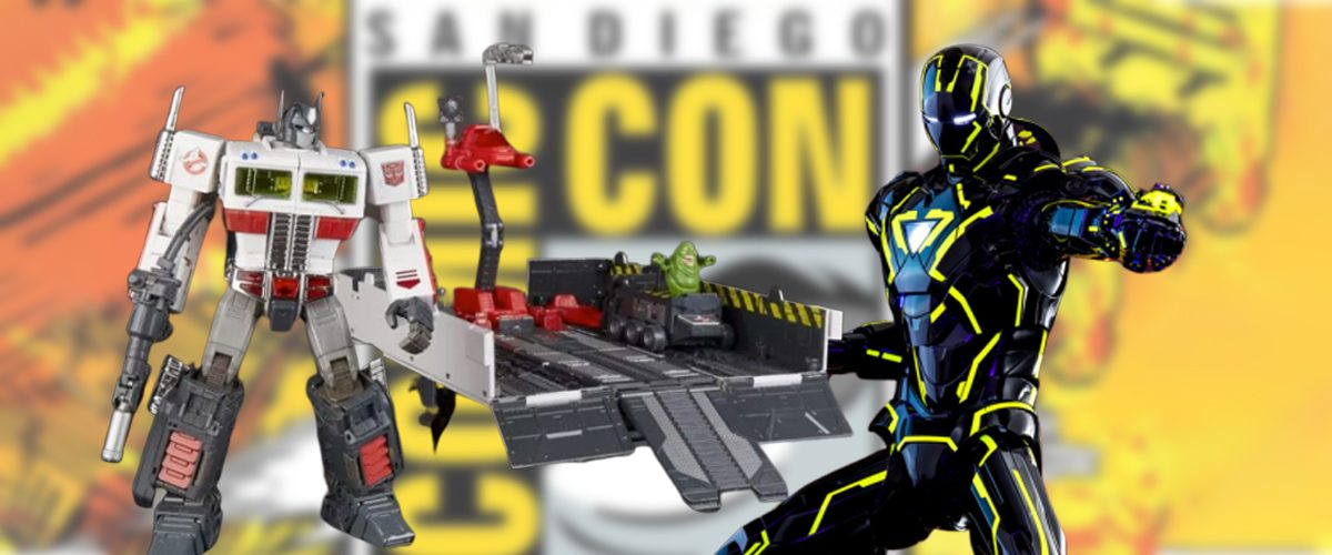 Top 10 SDCC 2019 Toy Exclusives To Pick Up | Geek Culture