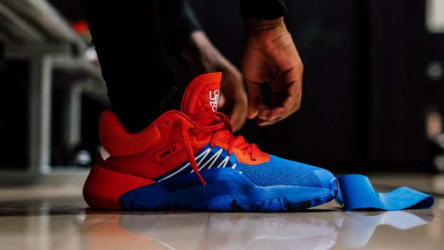 Spider-Man Basketball Sneakers