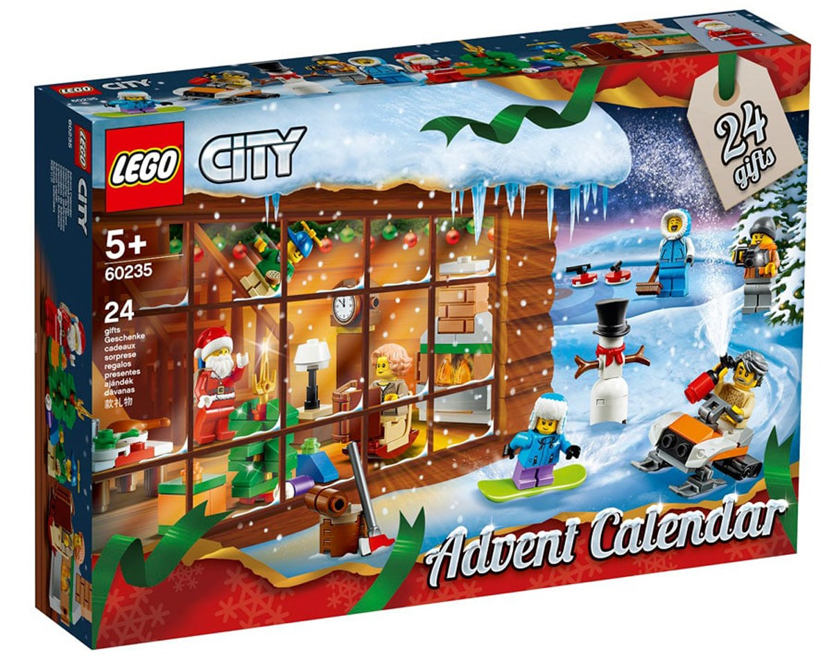 Lego 2019 Christmas Set LEGO's 2019 Advent Calendars Will Include A Brand New Harry Potter