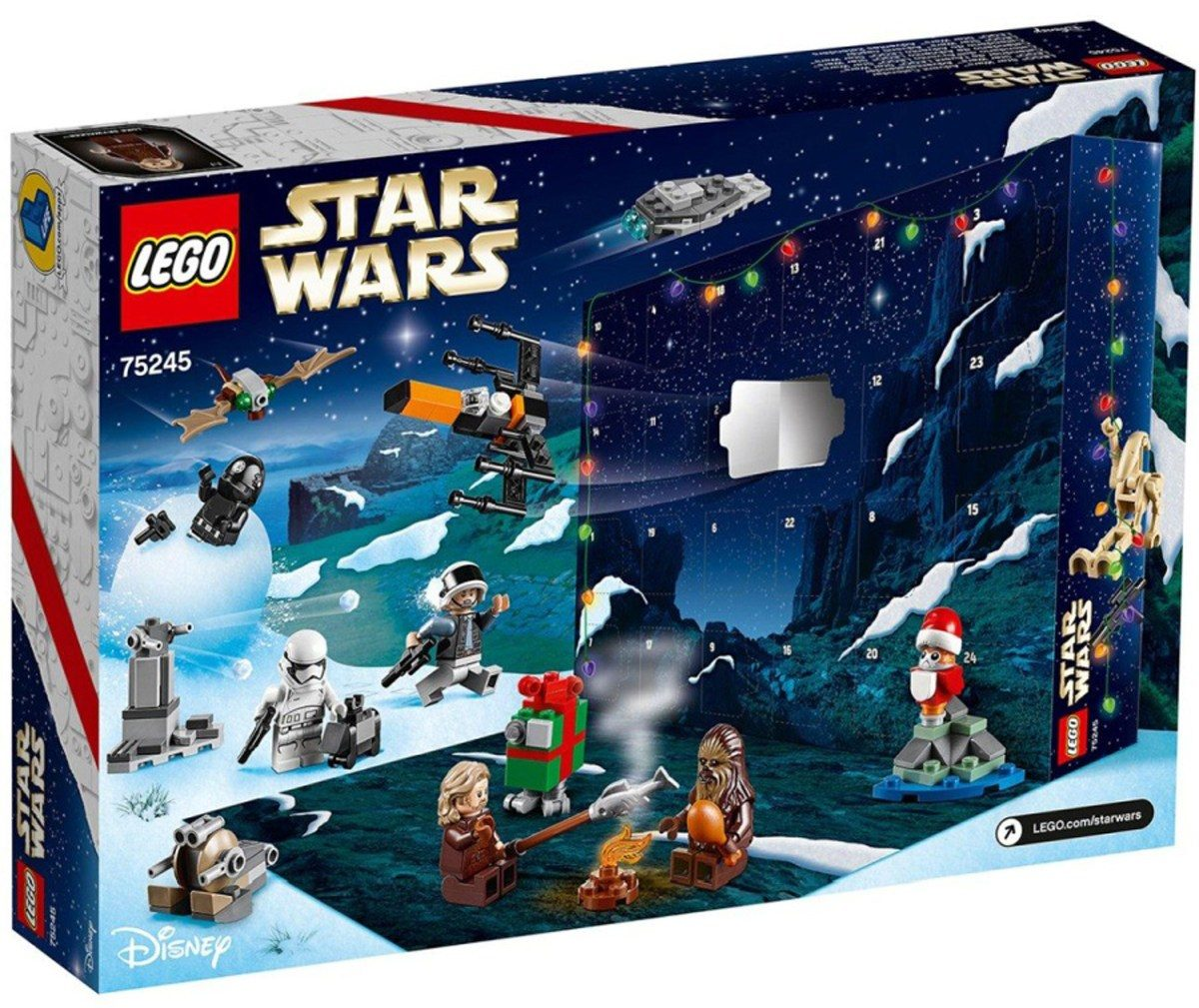 Harry Potter Advent Calendar.Lego S 2019 Advent Calendars Will Include A Brand New Harry Potter