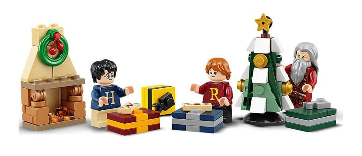 LEGO's 2019 Advent Calendars Will Include A Brand New Harry