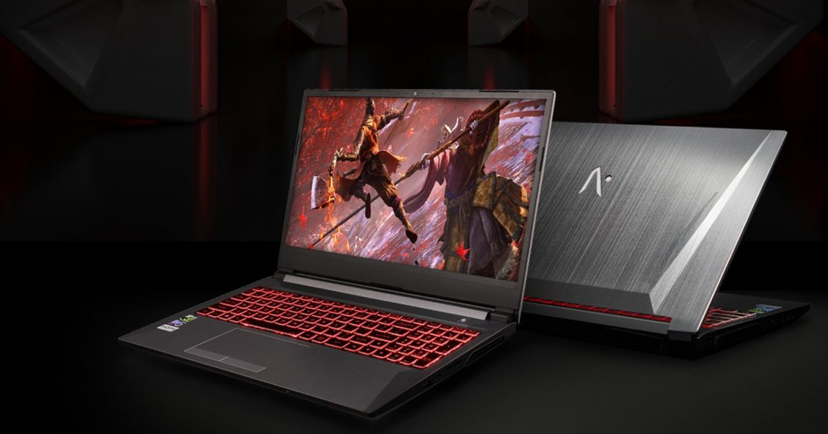 Aftershock Forge 15 Elite Laptop