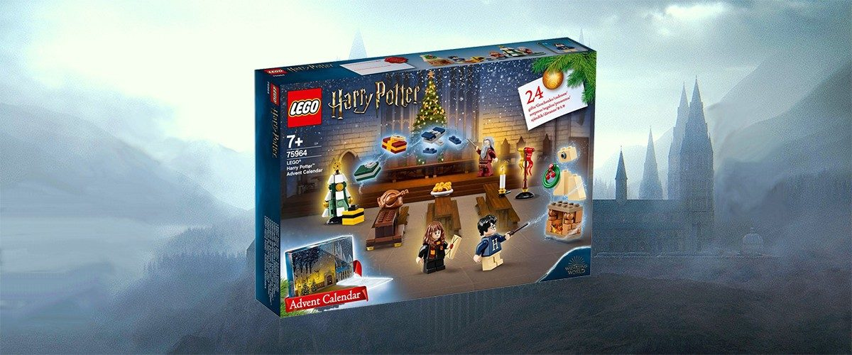 harry potter 2020 advent calendar