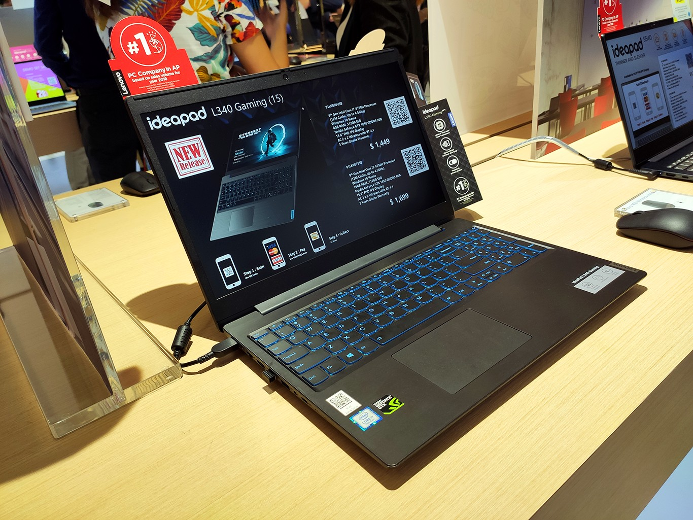 Lenovo Brings Out The Big Guns In New Flagship Store In