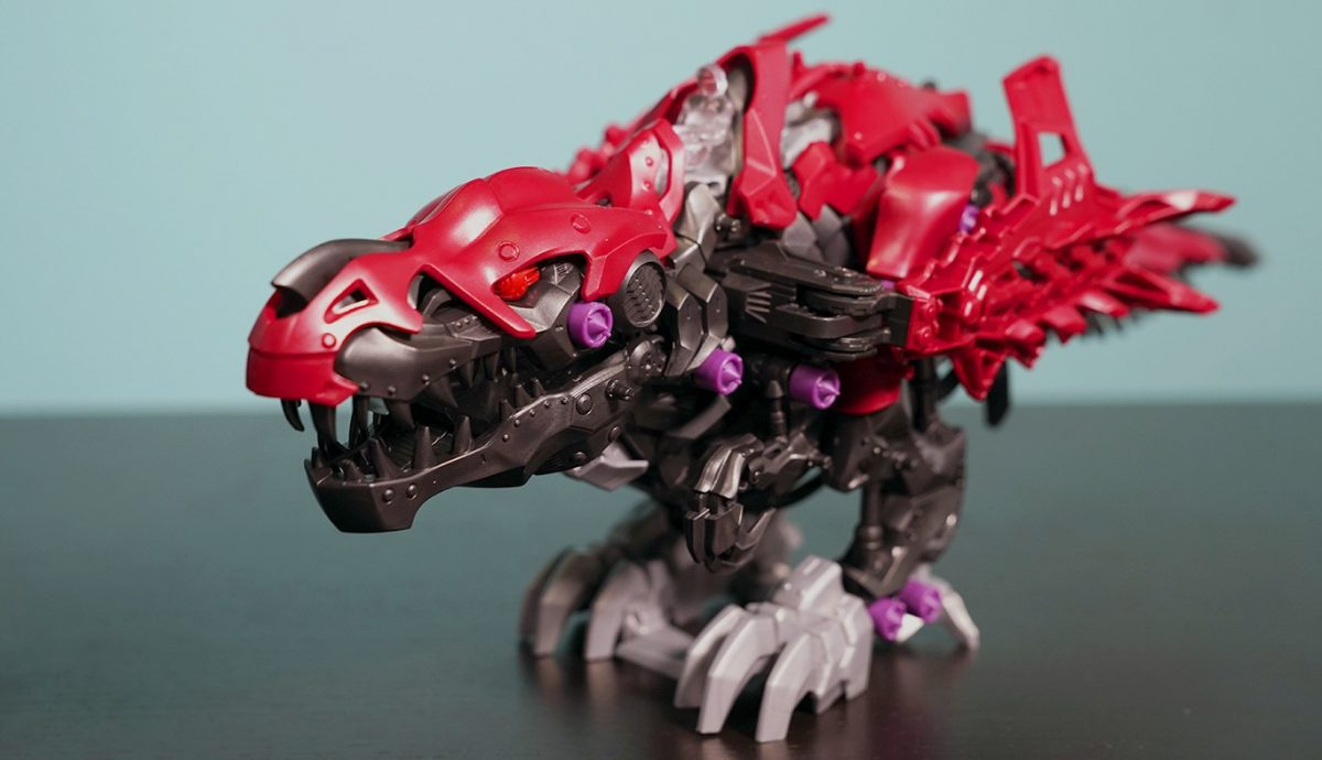 Death Rex 1