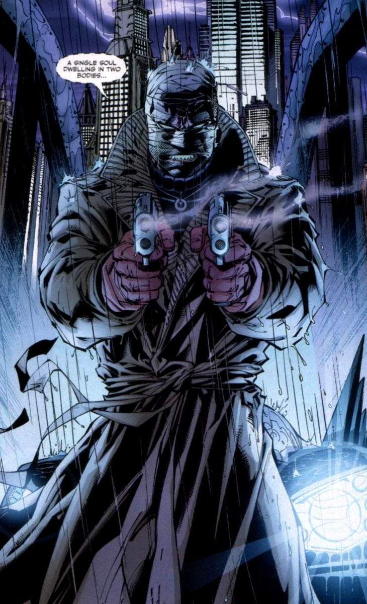hush-batwoman