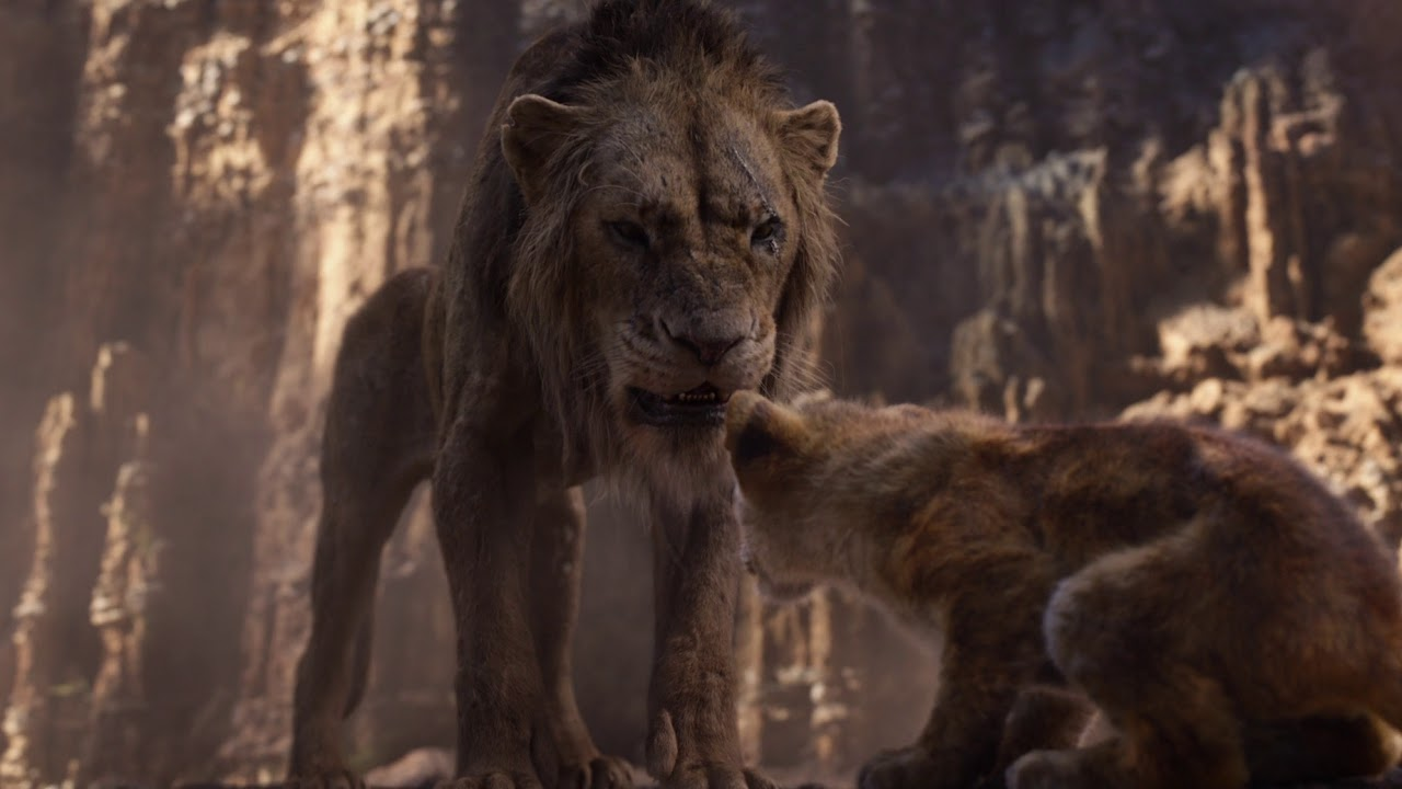 Geek Review The Lion King 2019 Geek Culture