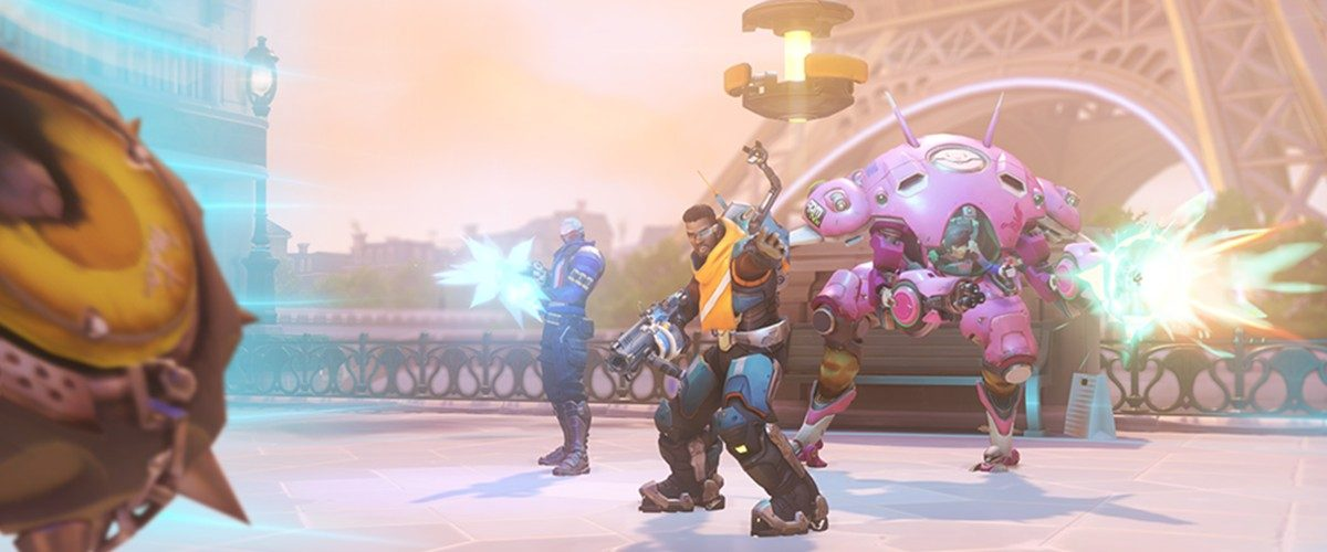 Overwatch Rolls Out Role Queue Feature For Improved