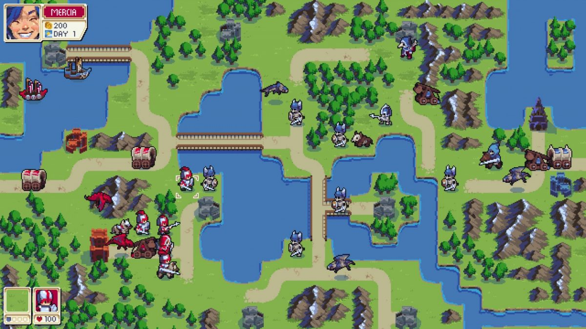 Wargroove's overview