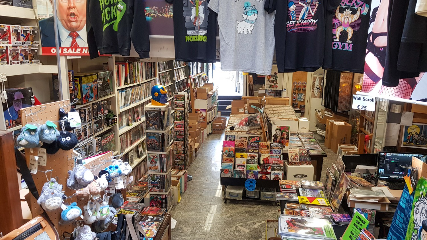 Comic and gaming store business plan best american essays anthology