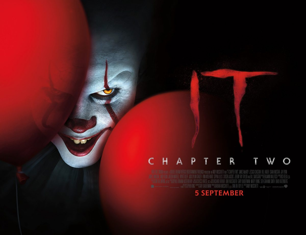 Giveaway It Chapter Two Poster