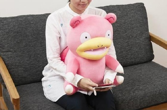 Slowpoke PC Cushion 2