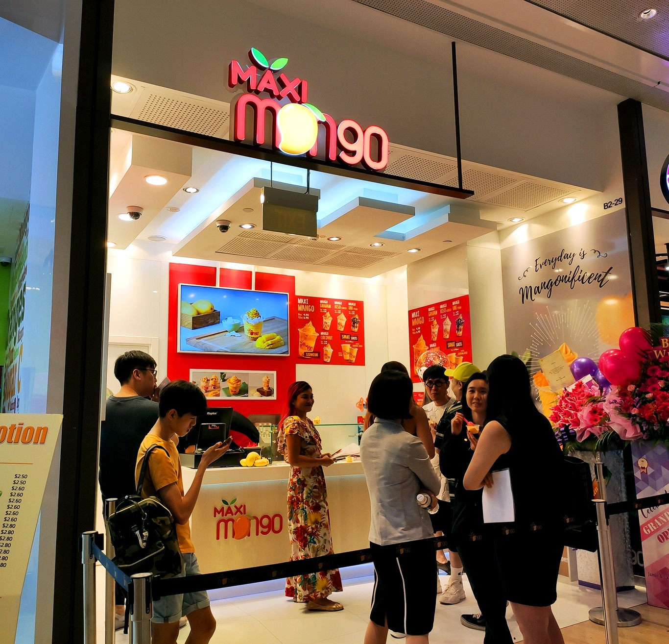 Get A Taste Of The Philippines With The First Maxi Mango