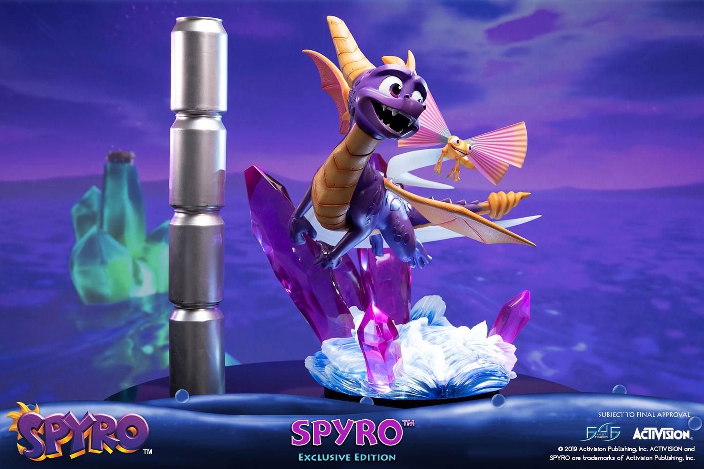 Spyro Reignited – Spyro Exclusive Edition