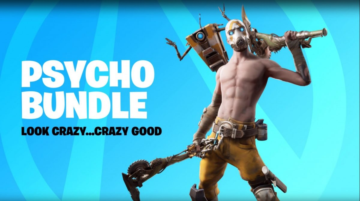 Something Borderlands-Flavoured Is Coming To Fortnite ...