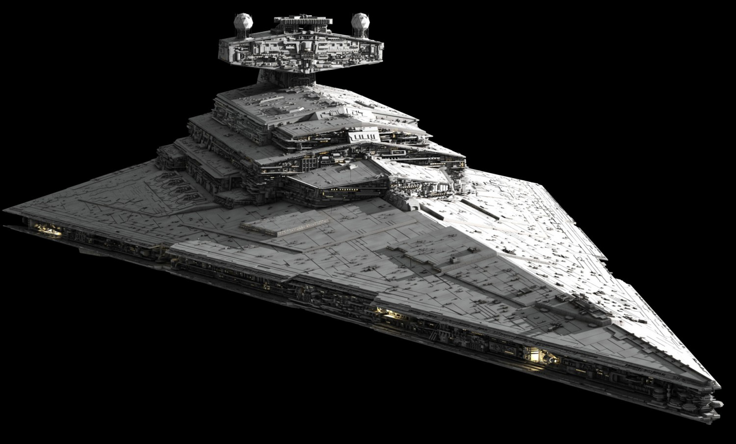 The 75252 Star Wars Imperial Star Destroyer Is Possibly The