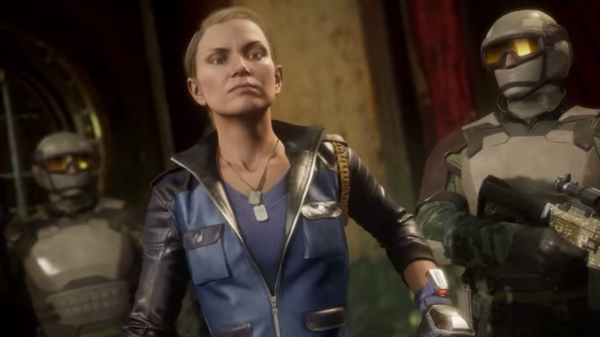 Sonya Blade And Kano Actors Confirmed For Mortal Kombat