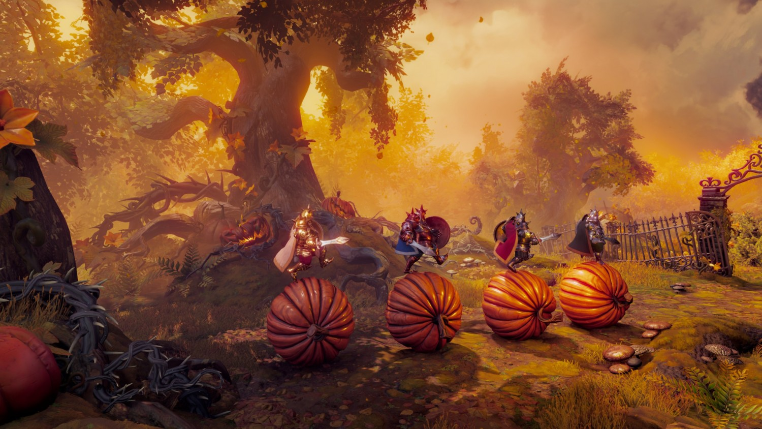Trine 4, Trine Ultimate Collection get October release date