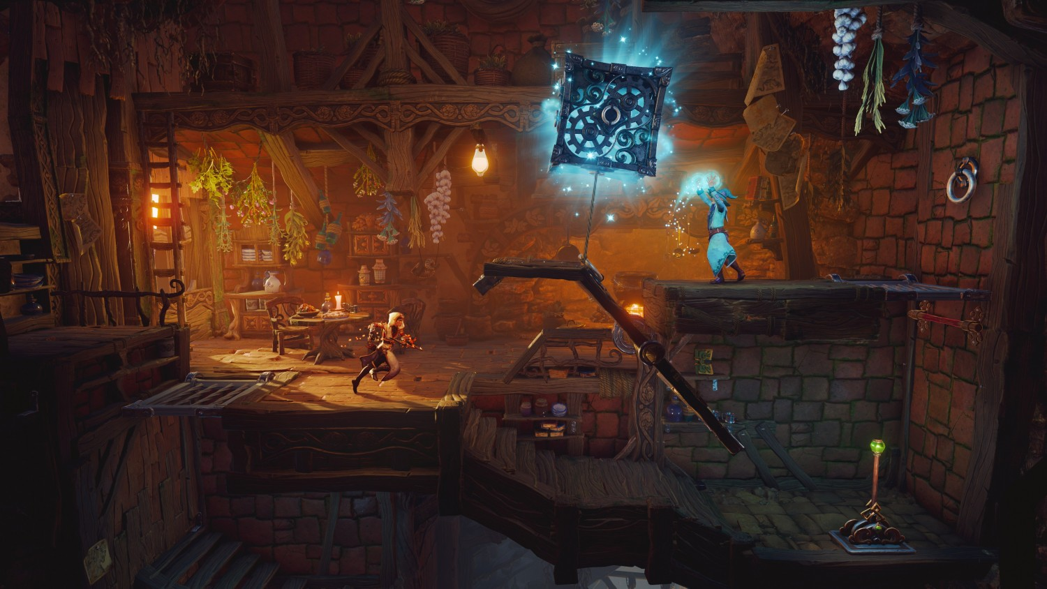 Trine 4 And Trine: Ultimate Collection Will Both Enchant Switch This October