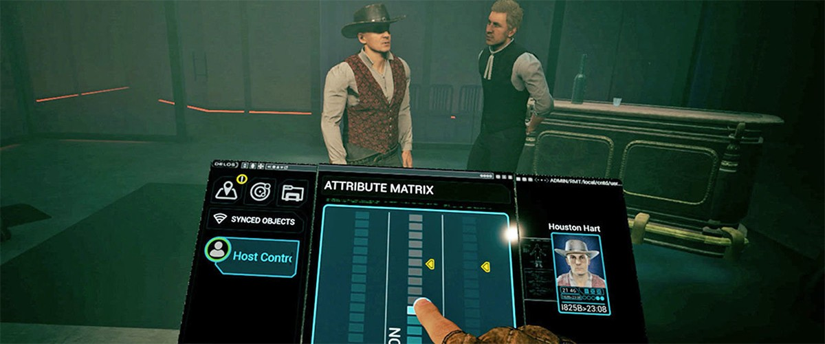 Get To Play As A Self Aware Host In HBO's Newest VR Game, Westworld Awakening