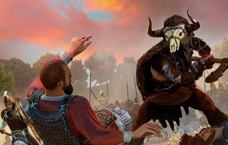 A Total War Saga: Troy Bring Ancient Greek Warfare To A New Age - Combat