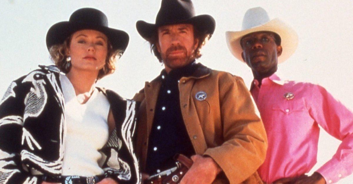 The original Walker, Texas Ranger starred Chuck Norris.