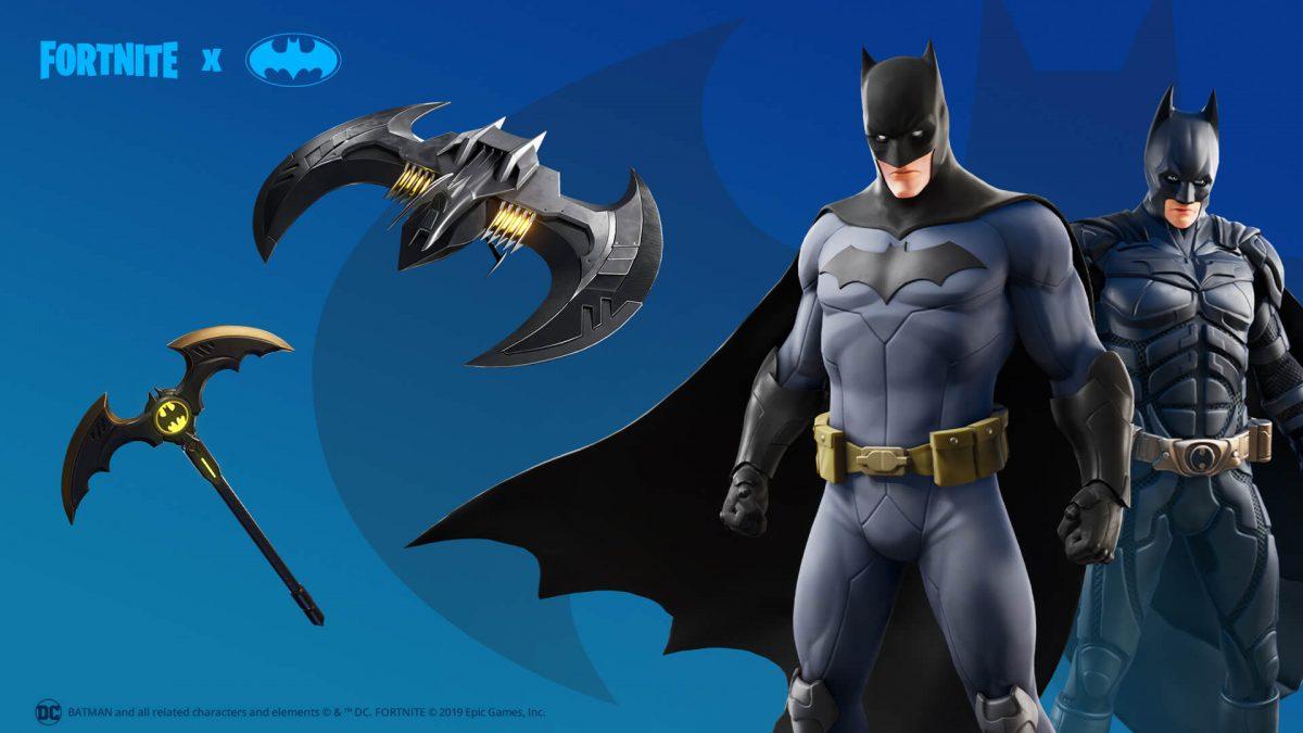 The Dark Knight Rises As Batman Arrives In Fortnite - Costumes