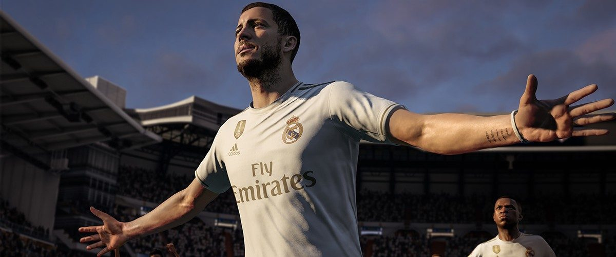 Geek Review FIFA 20 - Eden Hazard