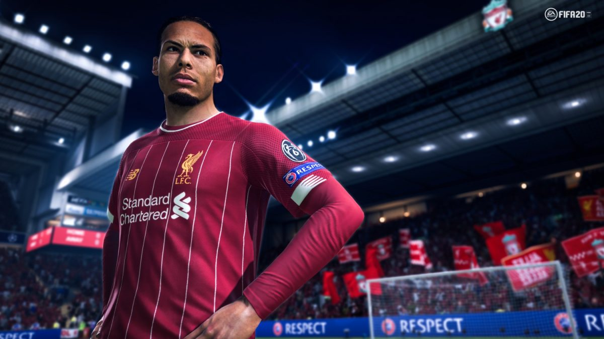 Geek Review FIFA 20 - Van Djik