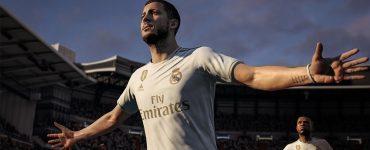 Geek Review FIFA 20 - Eden Hazard