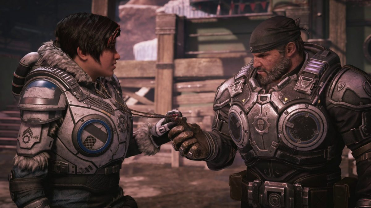 Geek Review Gears 5 - 4