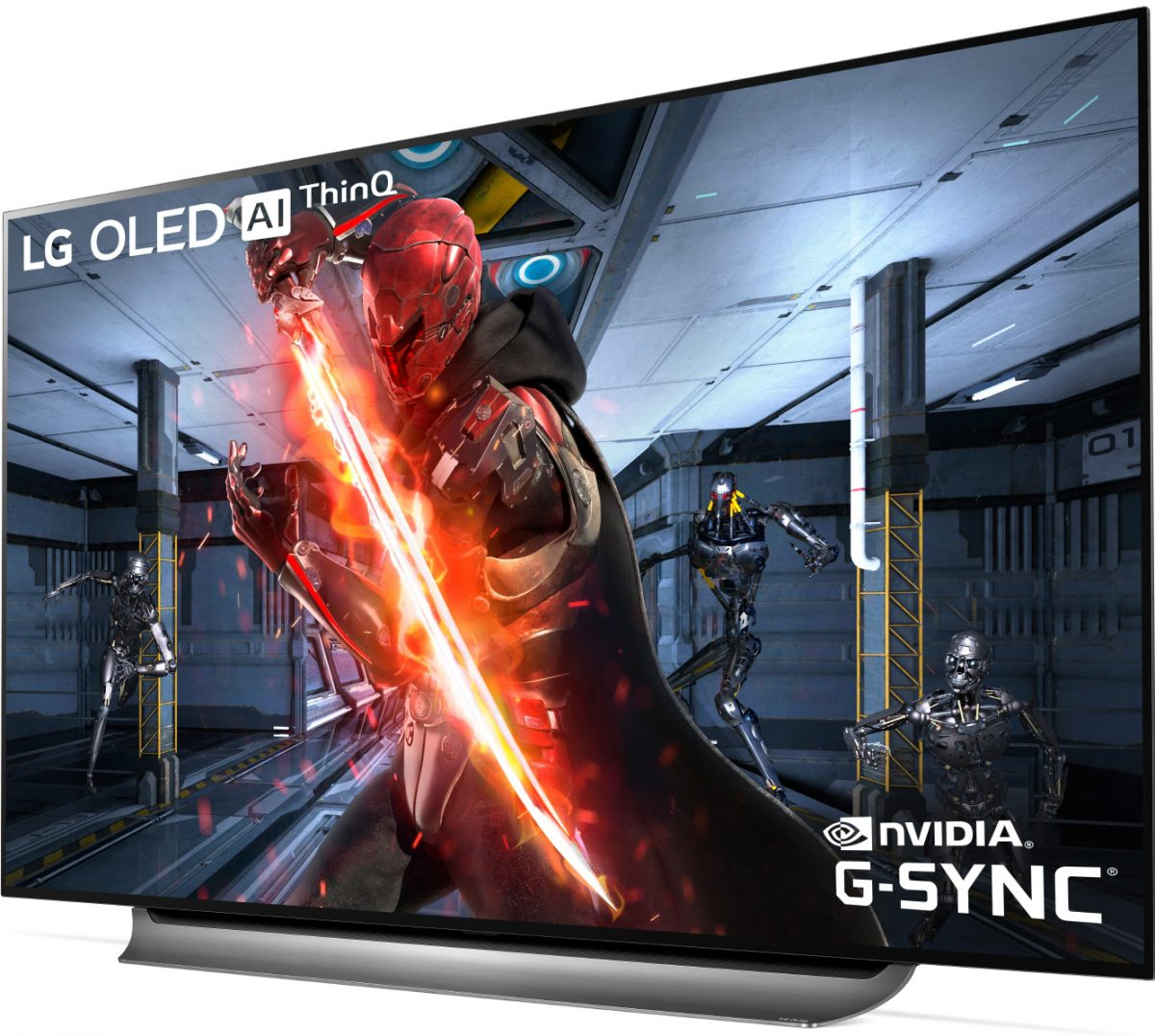 LG OLED TVs Get NVIDIA G-SYNC To Supersize Your Gaming
