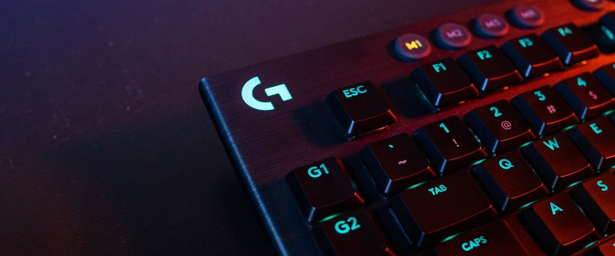 Geek Review: Logitech G915 Lightspeed Wireless RGB