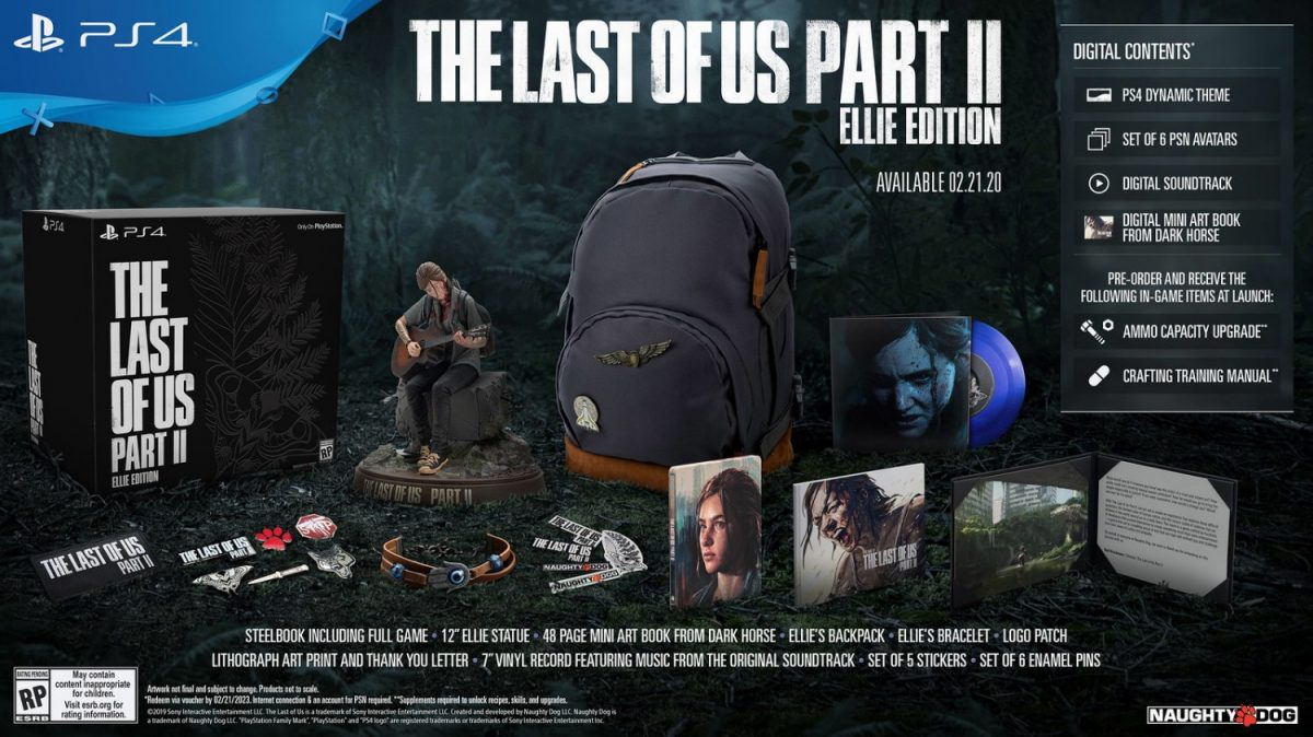 PlayStation State of Play The Last of Us Part II, Death Stranding, and More! - The Last of Us Part II Ellie Edition