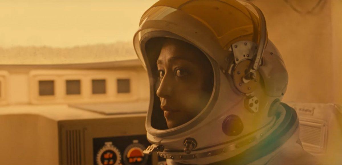 A clip in the movie, Ad Astra