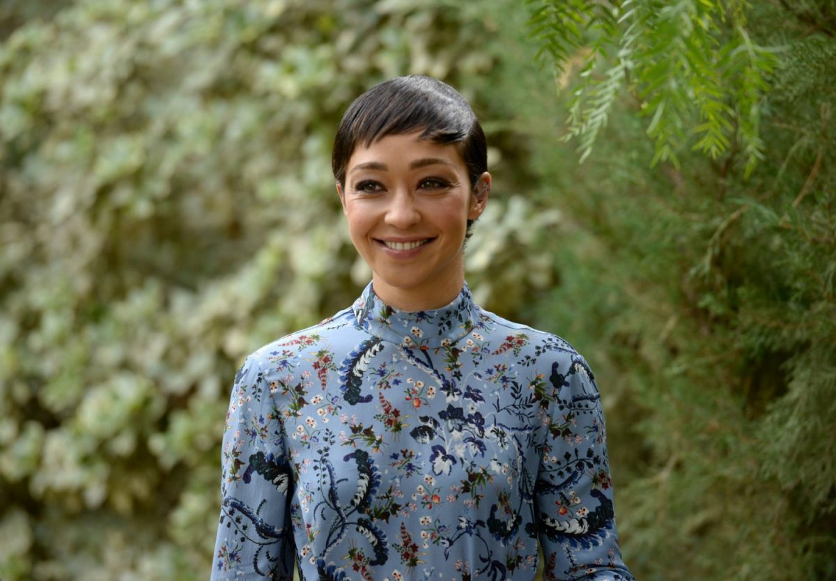 Ruth Negga, best known for her roles in Preacher and Agents of S.H.I.E.L.D.