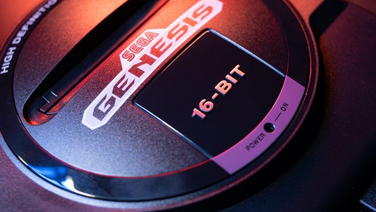 Sega Genesis Mini 2