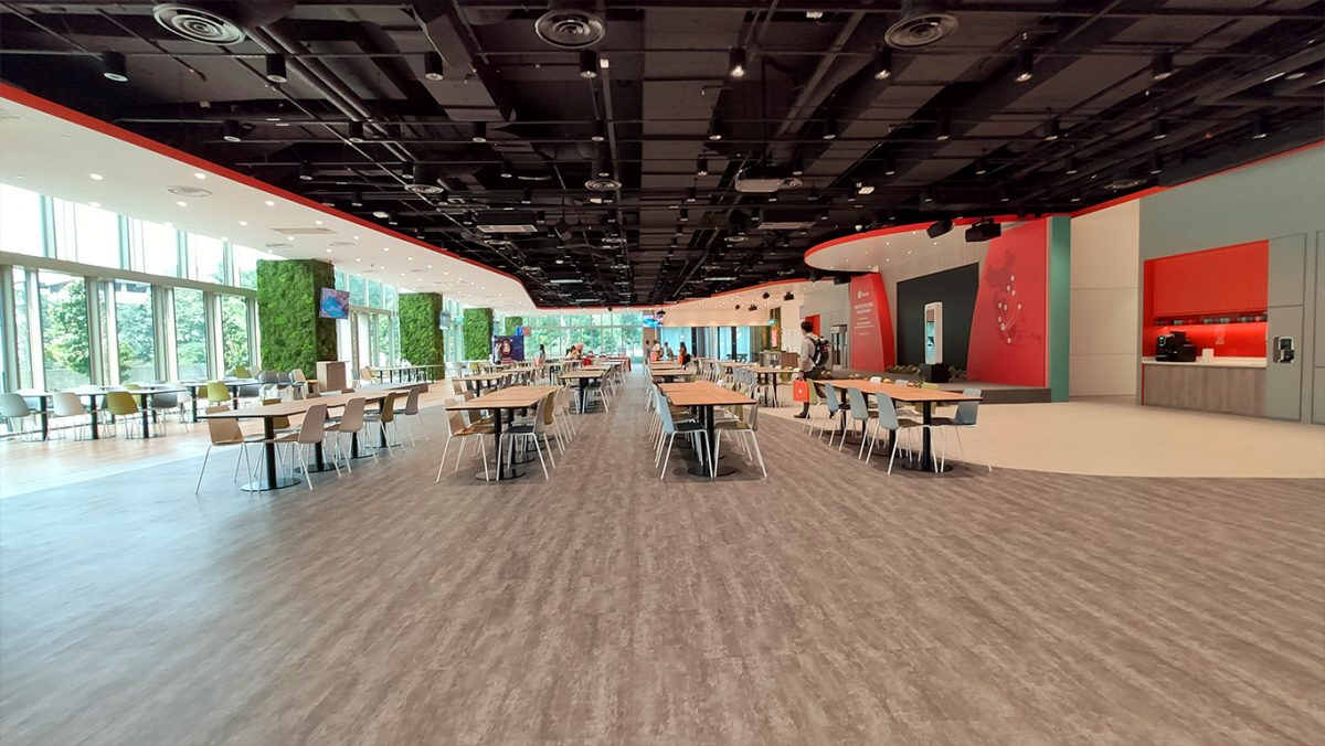 The New Shopee Singapore Office Is A Modern Haven Geek