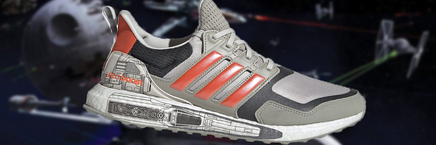 "differently e7736 792b2 Adidas Is In Attack Position With These Star Wars ""The Rise ..."