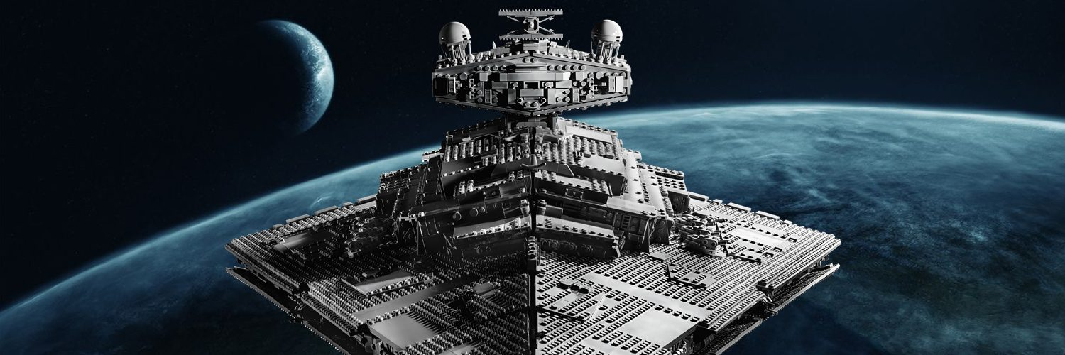 The New LEGO Imperial Star Destroyer 75252 Is The 2nd