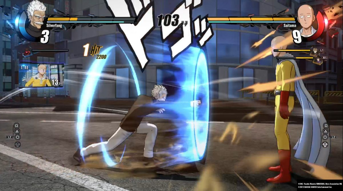 TGS 2019 Hands-On: Dodging Saitama In One Punch Man: A Hero Nobody Knows Is Amazingly Fun - 2