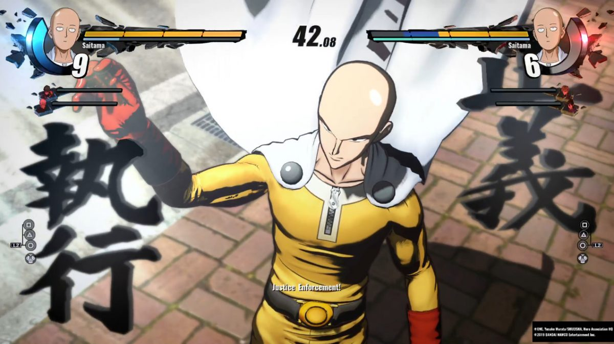 TGS 2019 Hands-On: Dodging Saitama In One Punch Man: A Hero Nobody Knows Is Amazingly Fun - 1