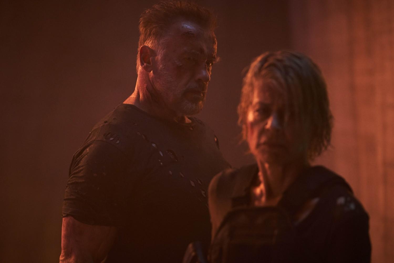 Sarah Connor Saves The Day In Terminator: Dark Fate Clip