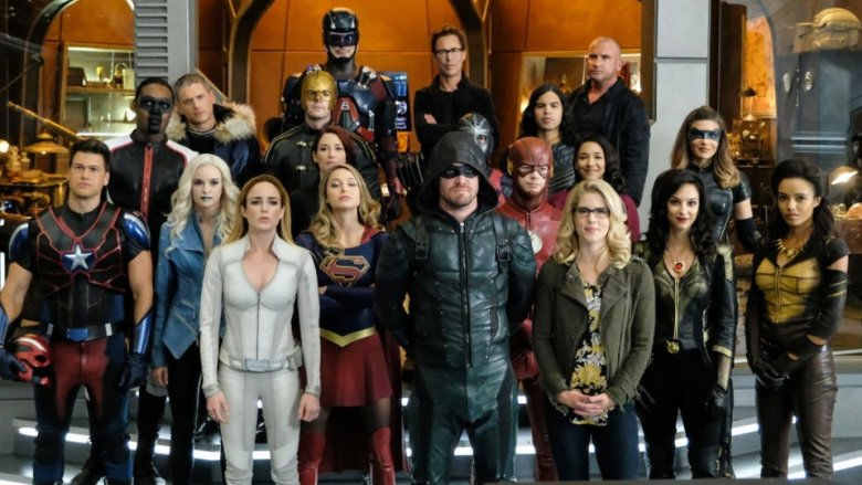 Crisis on Infinite Earth will unite the entire Arrowverse