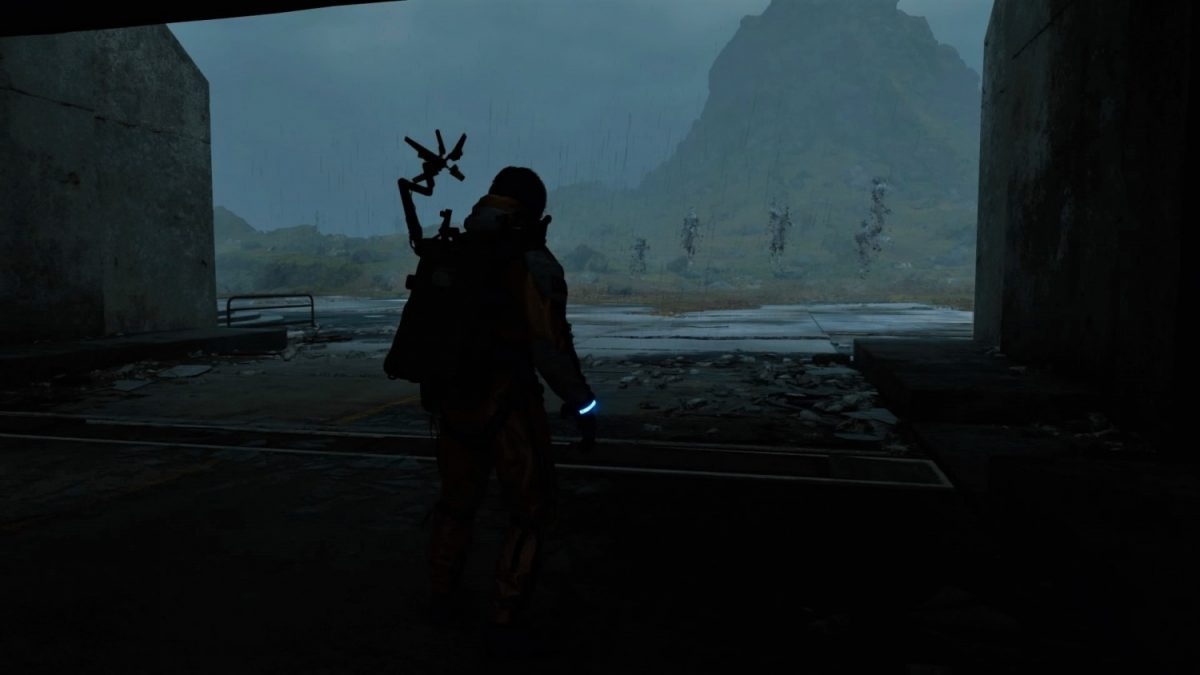 Geek Review: Death Stranding - BTs