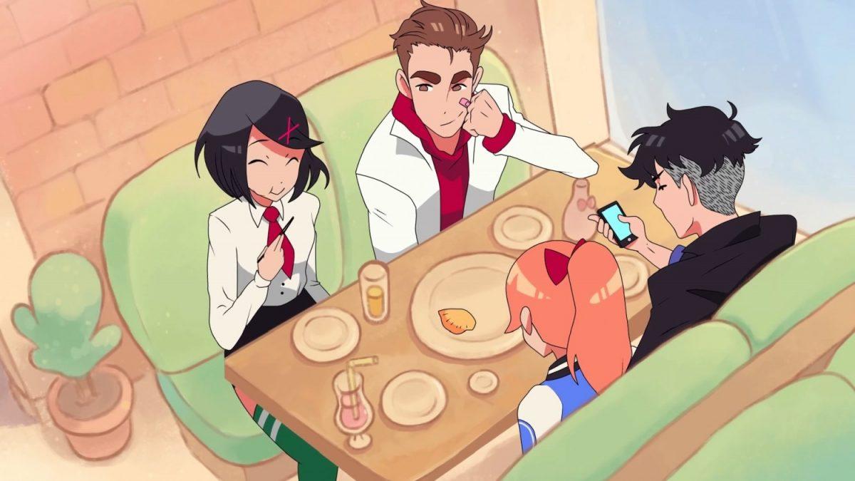 Geek Review: River City Girls - Kyoko, Misako, Riki, Kunio