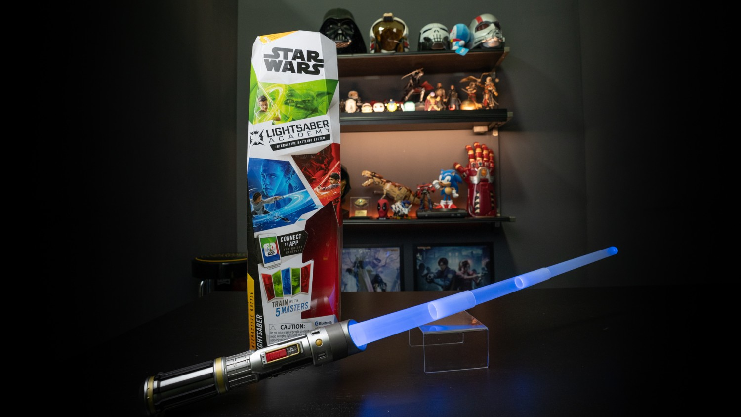 Become A Jedi Master Or Sith Lord With Hasbro S Star Wars Lightsaber
