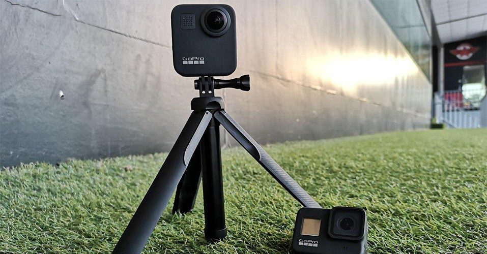 The Next Evolution of GoPro With The HERO8 Black and MAX - The new cameras