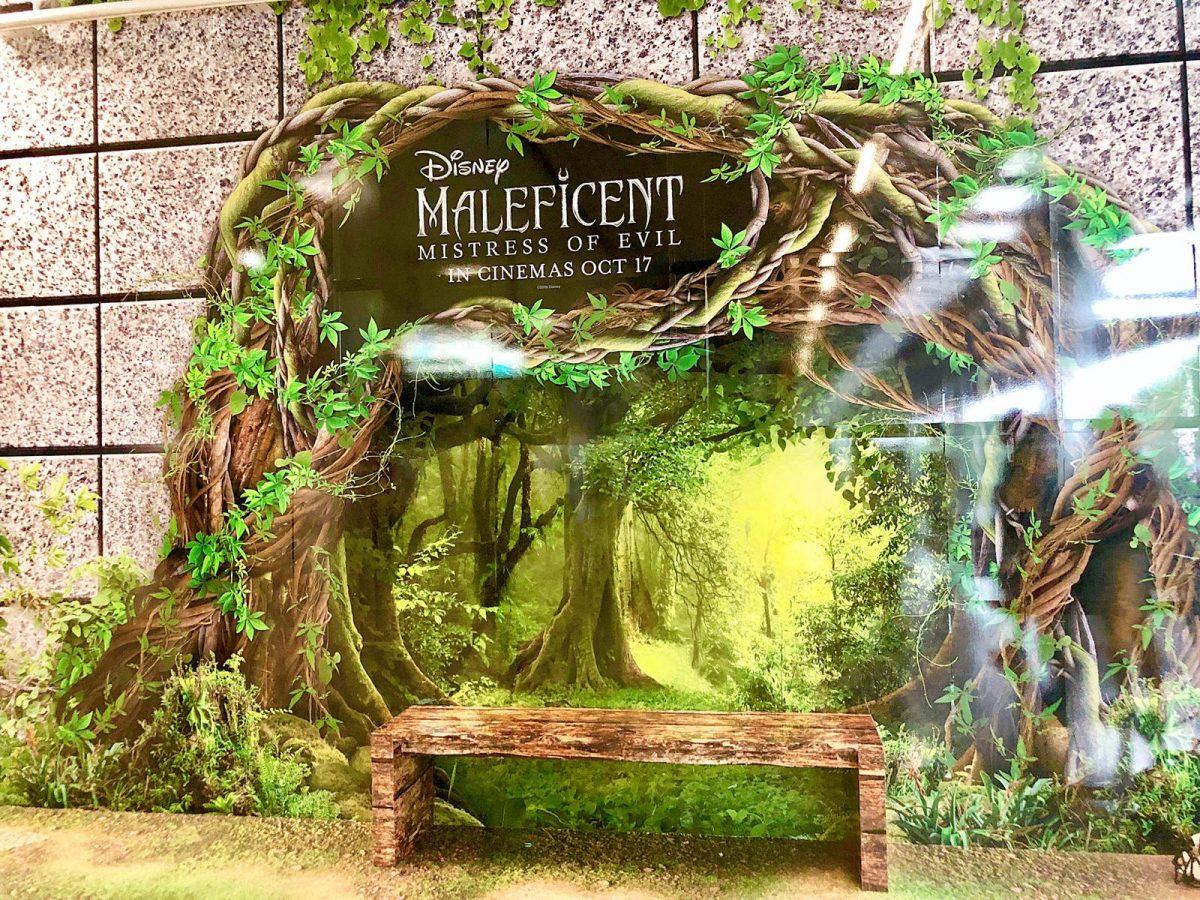 Singapore Gets The Maleficent Treatment With New Pop Up