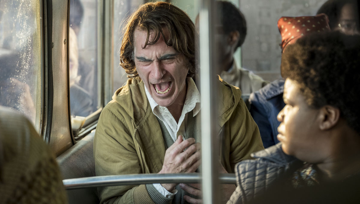 Joaquin Phoenix rants at crew member in sweary, uncomfortable 'Joker' outtake